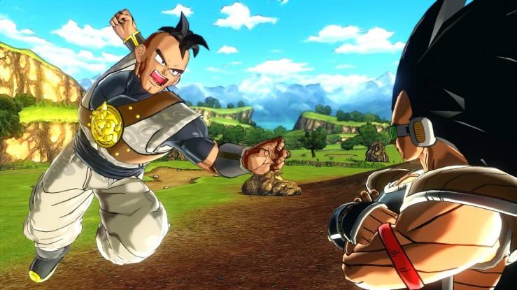 Dragon Ball Xenoverse customisation 4