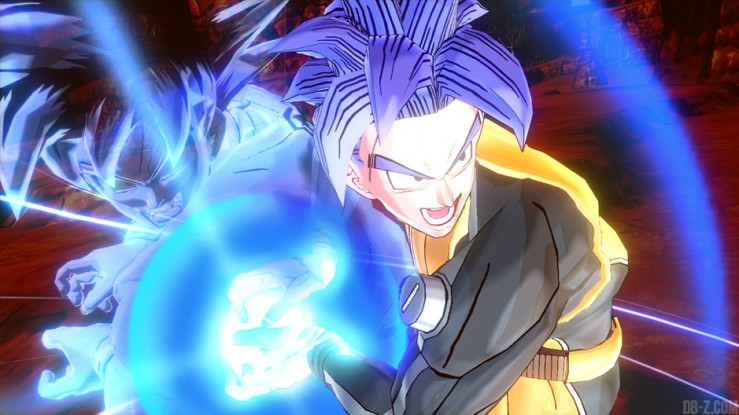 Dragon Ball Xenoverse Z Assist 1