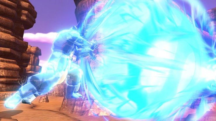 Dragon Ball Xenoverse Z Assist 2