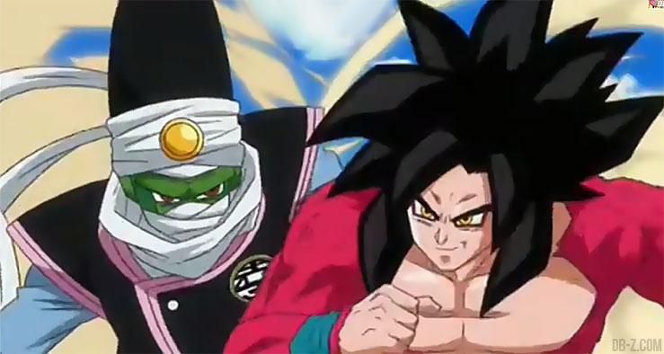 Dragon Ball Heroes Broly SS4