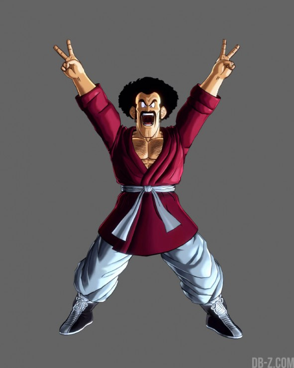 Mister Satan Dragon Ball Xenoverse